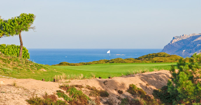 Portugal Golf Oitavos Dunes Golf Course Teetimes