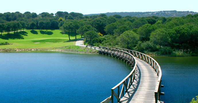 Spain Golf Almenara Club Golf Course Three Teetimes