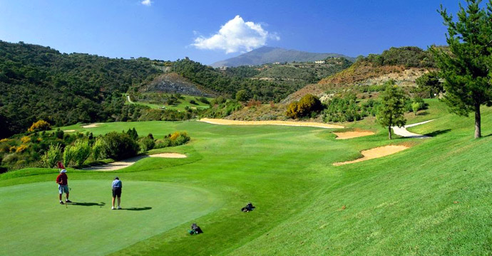 Spain Golf Los Arqueros Golf Course Teetimes