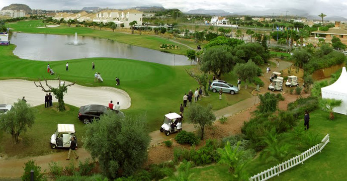 Spain Golf Alicante Golf Course Two Teetimes