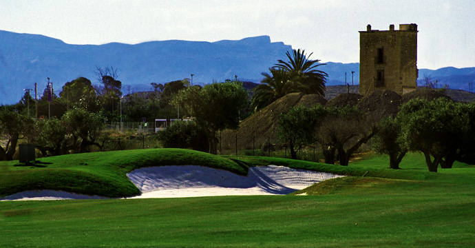 Spain Golf Alicante Golf Course Three Teetimes