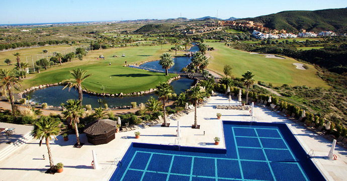 Spain Golf Courses | Valle del Este - Photo 1 Teetimes