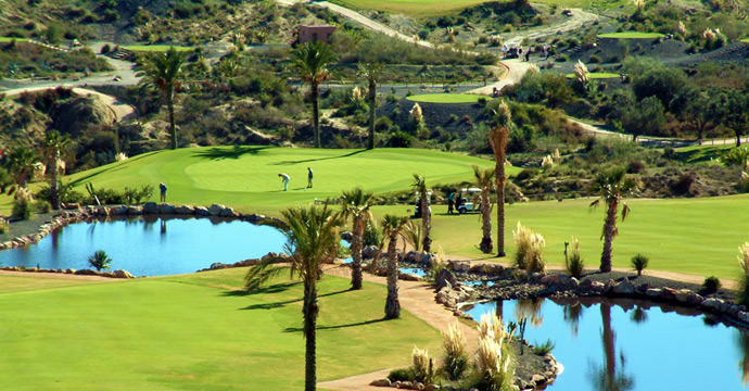 Spain Golf Courses | Valle del Este - Photo 5 Teetimes