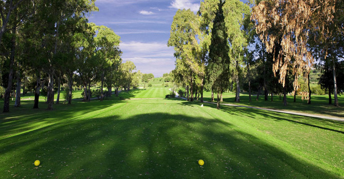 Spain Golf Atalaya New Golf Course Two Teetimes
