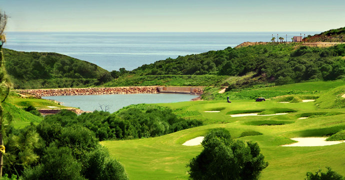 Spain Golf Alcaidesa Links Golf Course Two Teetimes