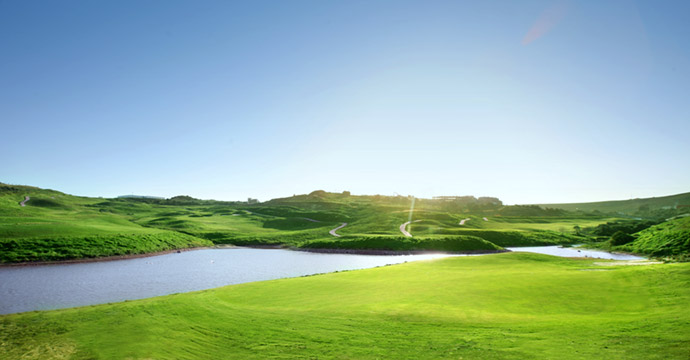Spain Golf Alcaidesa Golf Combo 2 Round  Teetimes