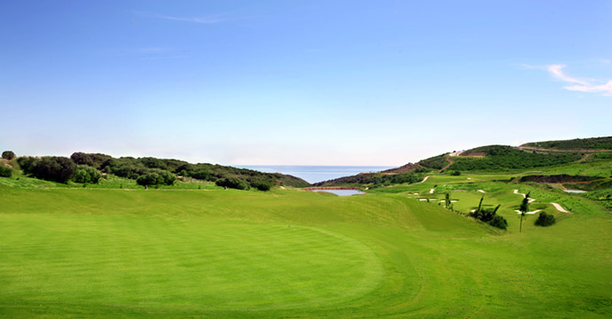 Spain Golf Alcaidesa Heathland Golf Course Two Teetimes