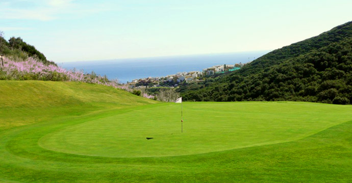 Spain Golf Alcaidesa Golf Combo 2 Round  Three Teetimes