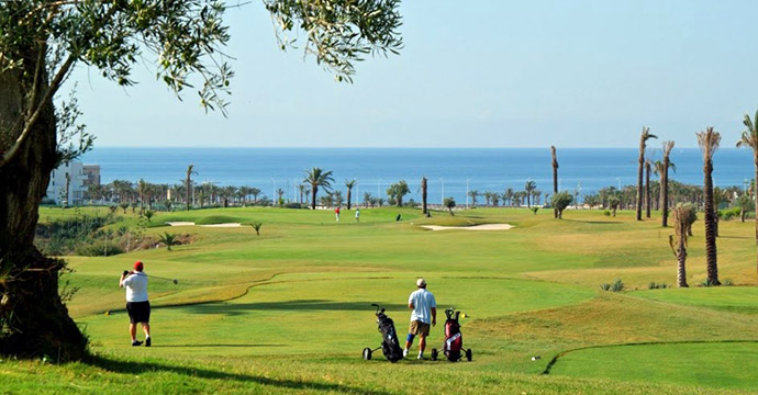 Spain Golf Alboran Golf Course Teetimes