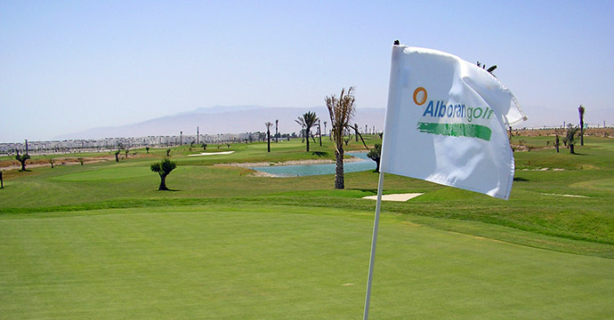 Spain Golf Alboran Golf Course Three Teetimes