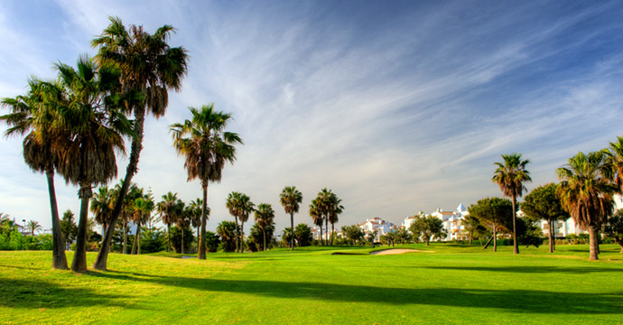 Spain Golf Courses Costa Ballena Golf Club Teetimes