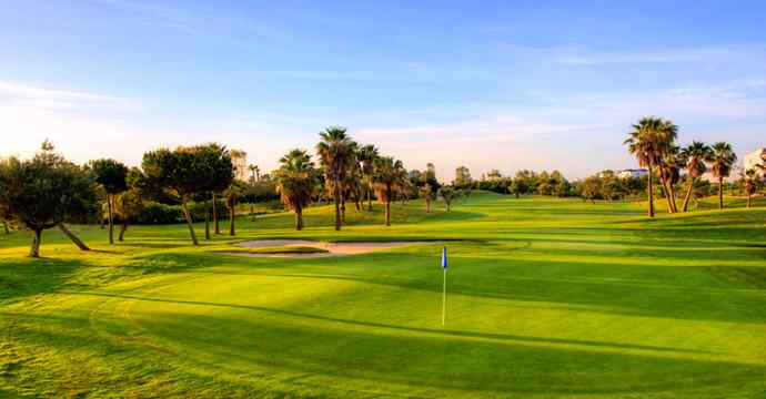 Spain Golf Bahia de Cadiz Package Two Teetimes