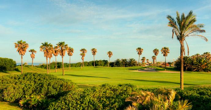 Spain Golf Bahia de Cadiz Package Four Teetimes
