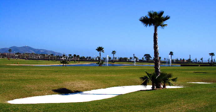 Spain Golf Courses | Los Moriscos  Club - Photo 1 Teetimes