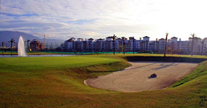 Spain Golf Courses | Los Moriscos  Club - Photo 6 Teetimes