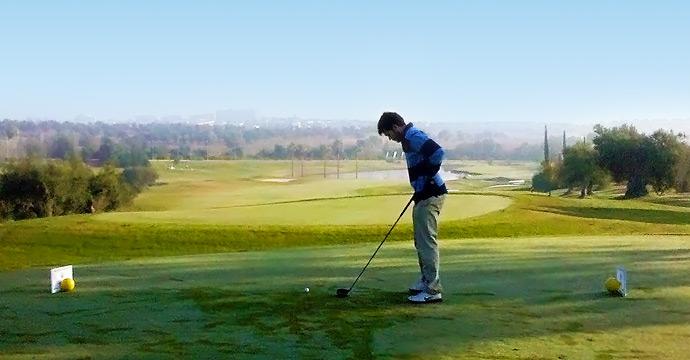 Spain Golf Courses Club de Golf Zaudin Teetimes