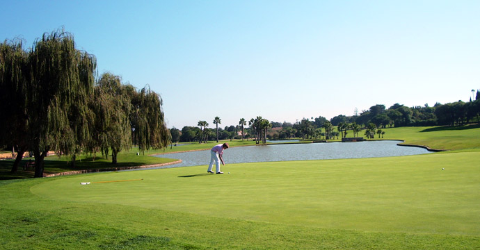 Spain Golf Courses Real Sotogrande Golf Teetimes