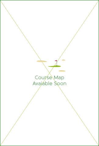 Alferini Club Golf Course map