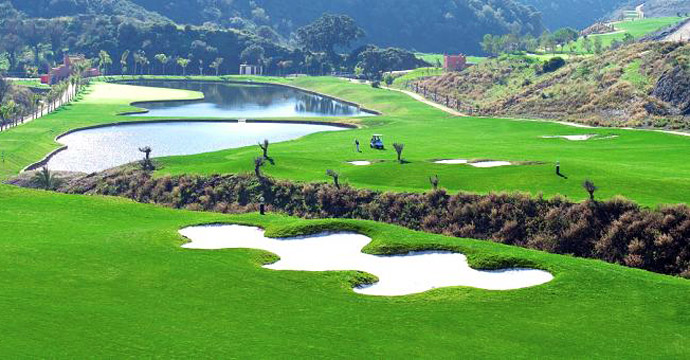 Spain Golf Alferini Club Golf Course Teetimes