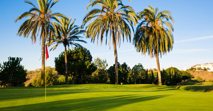 Spain Golf Malaga Double Experience w/ Buggy Four Teetimes