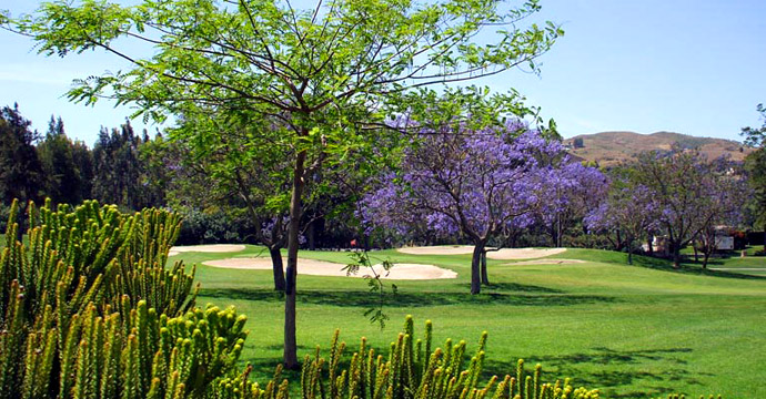 Spain Golf Mijas golf - Los Lagos Golf Course Teetimes