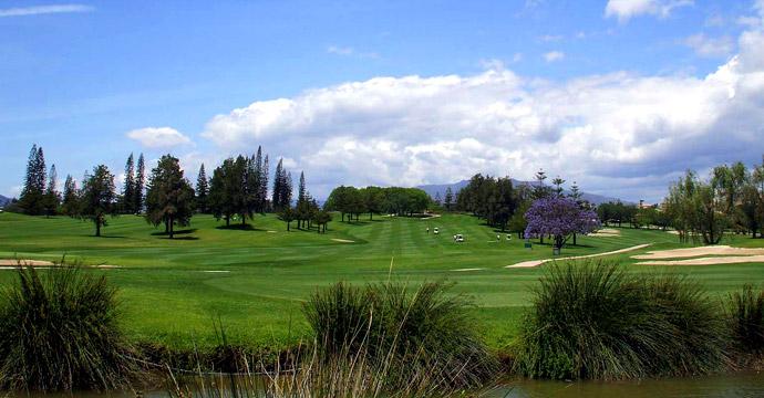 Spain Golf Mijas Week Single Pack Two Teetimes