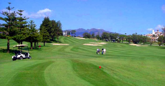 Spain Golf Mijas Week Single Pack Four Teetimes