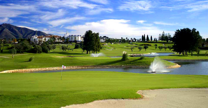Spain Golf Courses Mijas golf - Los Olivos Teetimes