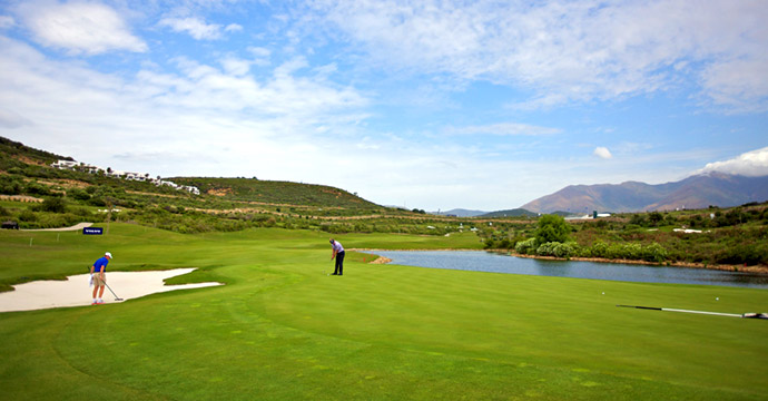 Spain Golf Finca Cortesin Twix Experience Four Teetimes