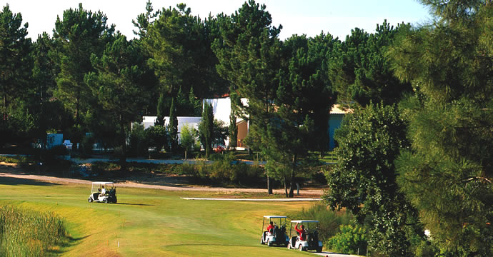 Portugal Golf Quinta do Peru Double Experience Two Teetimes