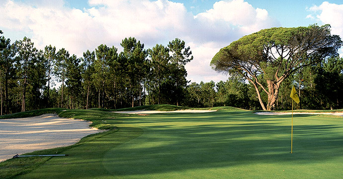 Portugal Golf Quinta do Peru Double Experience Three Teetimes