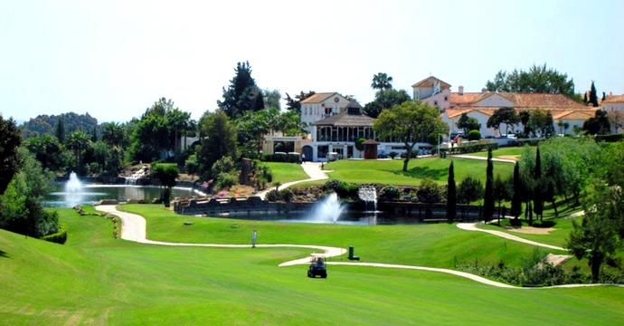 Spain Golf Courses | Santa Maria  & Country Club - Photo 3 Teetimes