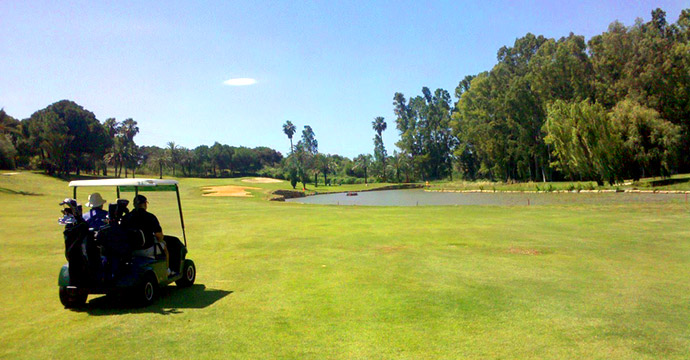 Spain Golf Cabopino - El Chaparral - El Paraiso - Torrequebrada Two Teetimes