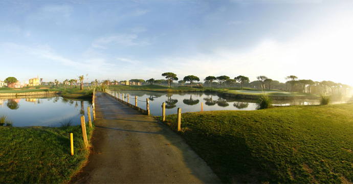 Spain Golf Courses Sancti Petri Hills Golf Teetimes