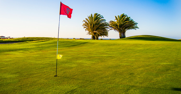 Spain Golf Las Salinas de Antigua Teetimes