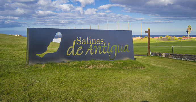 Spain Golf Courses | Las Salinas de Antigua   - Photo 12 Teetimes