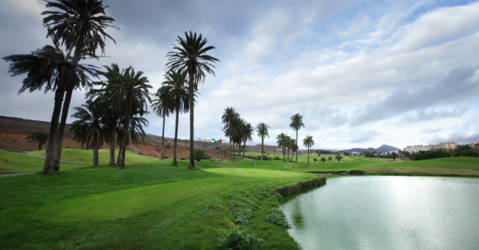 Spain Golf El Cortijo Club de Campo Golf Course Teetimes