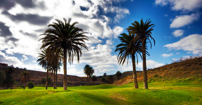 Spain Golf Gran Canaria Golf Pass 4 Golf Rounds Three Teetimes