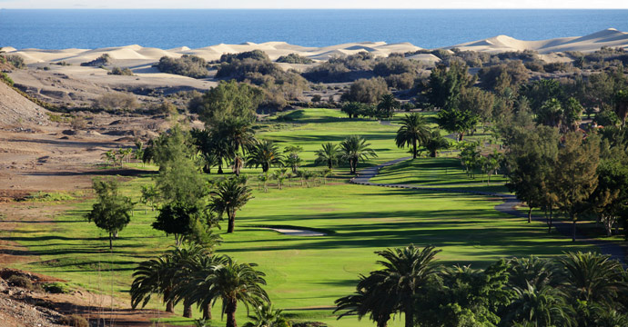 Spain Golf Maspalomas Golf Course Golf Course Teetimes
