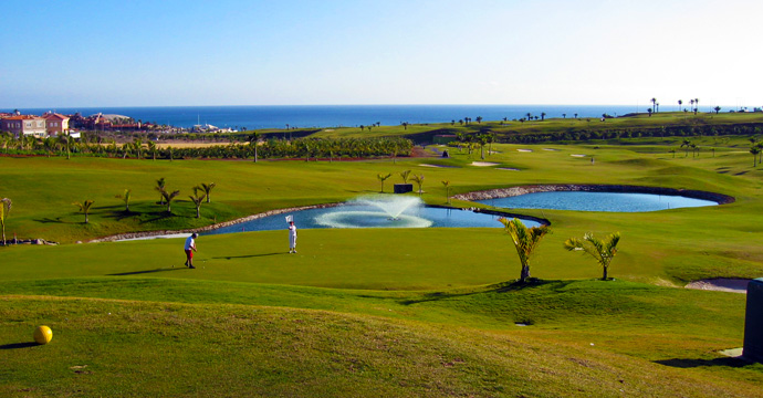 Spain Golf Courses Meloneras Teetimes