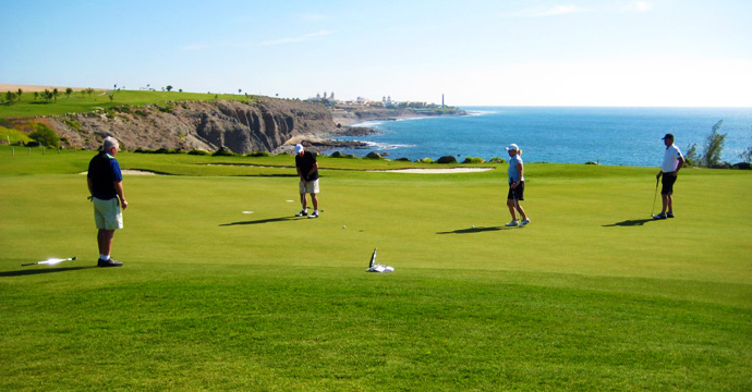Spain Golf Gran Canaria Golf Pass 5 Golf Rounds Two Teetimes