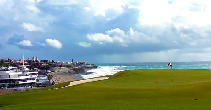 Spain Golf Gran Canaria Golf Pass 4 Golf Rounds Four Teetimes