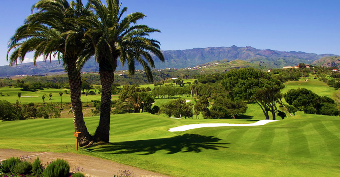 Spain Golf Real Club de Golf las Palmas Golf Course Teetimes