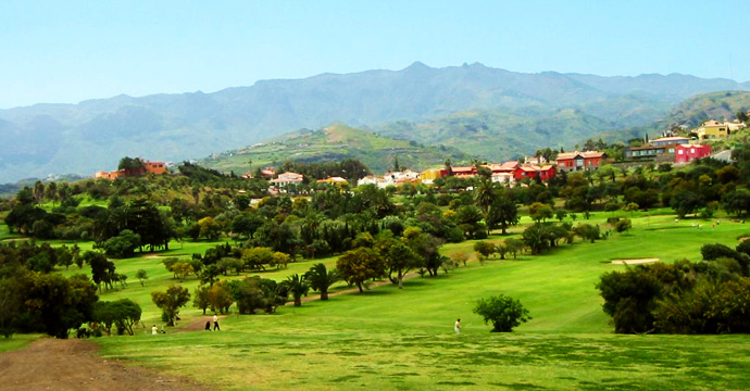 Spain Golf Gran Canaria Golf Pass 4 Golf Rounds | Winter Four Teetimes