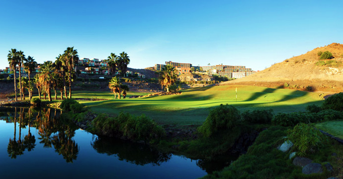 Spain Golf Salobre Golf & Old Course South Golf Course Teetimes