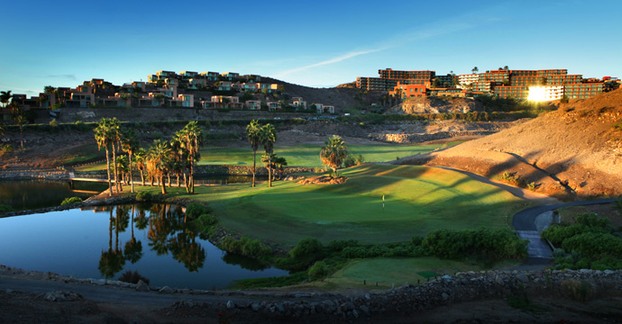 Spain Golf Salobre North and South Package Three Teetimes
