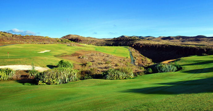 Spain Golf Salobre North and South Package Two Teetimes