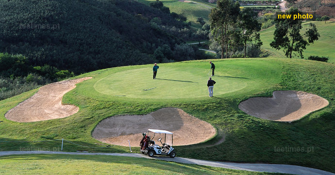 Portugal Golf Santo Antonio w/  Buggy (minimum 4 players) Four Teetimes