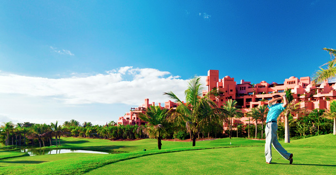Spain Golf Courses Abama Teetimes