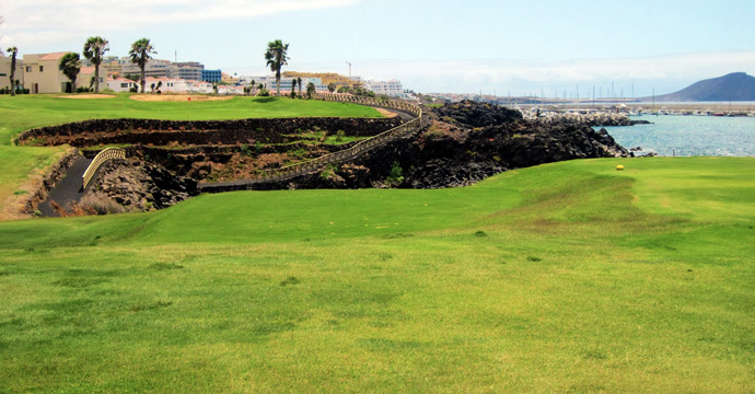 Spain Golf Amarilla & Country Club Golf Course Two Teetimes